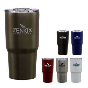 Reva 20 oz. Double Wall Stainless Steel Tumbler