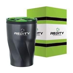 Kaf 12 oz. Double Wall PP/SS Tumbler & Packaging