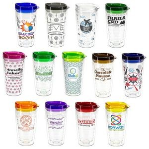 Reef 16 oz Tritan™ Tumbler with Translucent Lid